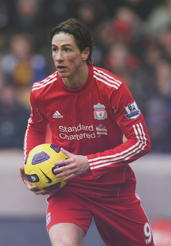 Fernando Torres wallpaper titled Nando - Liverpool(3) vs Wolverhampton Wolves(0)