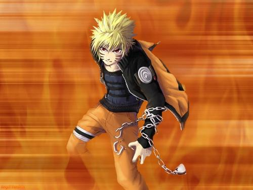 Naruto Uzumaki (shippuuden) fond d'écran containing a hip boot entitled Naruto