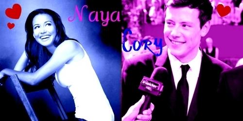 Naya/Cory♥