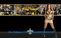 New Orleans Saintsation Maggie - nfl-cheerleaders wallpaper