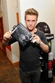 New Pics of Charlie Bewley in Levi's showroom in L.A at Sundance - twilight-series photo