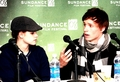New/old pic from Sundance film festival 2008  - twilight-series photo
