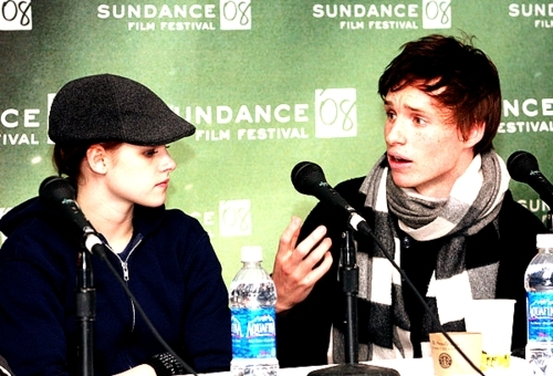 New/old pic from Sundance film festival 2008