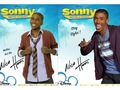 Nico Harris Autograph Season 1 and 2