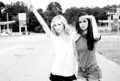 Nina & Candice photoshoot