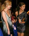 Nina & Candice smile