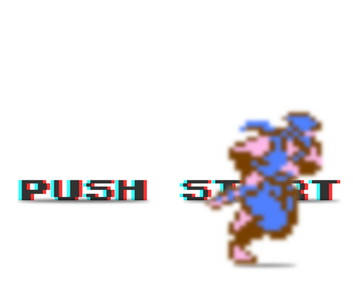 Ninja Gaiden/Ryukenden - PUSH START