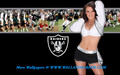 Oakland Raiderette Chelsea - nfl-cheerleaders wallpaper