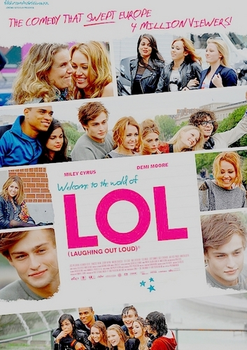 Official poster for LOL?