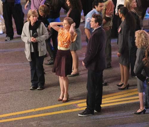 On Set January 17, 2011