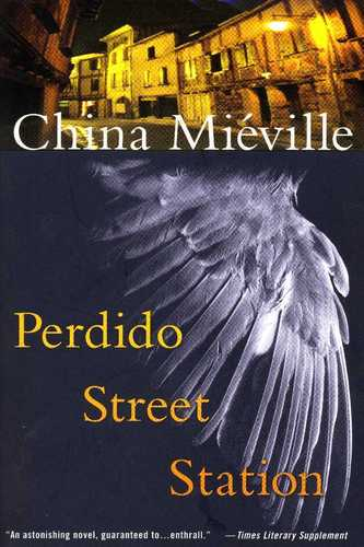 Perdido kalye Station - China Mieville