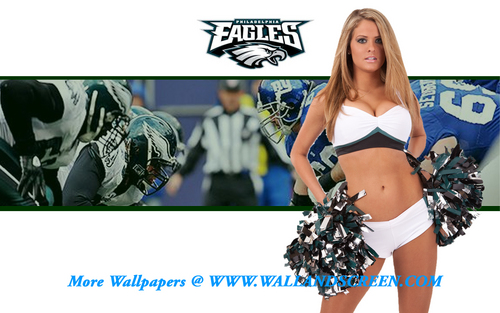 Philadelphia Eagles Danae