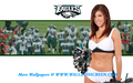 Philadelphia Eagles Danilyn - nfl-cheerleaders wallpaper