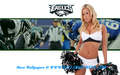 Philadelphia Eagles Devan - nfl-cheerleaders wallpaper