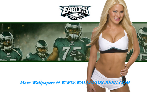 Philadelphia Eagles Jamie