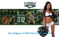 Philly Eagles Alicia - nfl-cheerleaders wallpaper