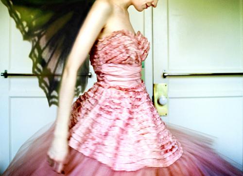 담홍색, 핑크 Fairy