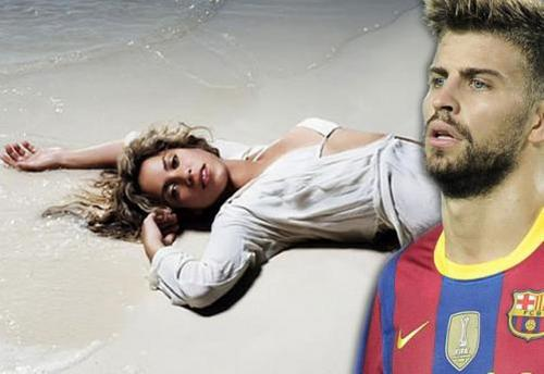 Piqué?  He are afraid