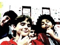 Prince at school with friends - michael-jackson photo