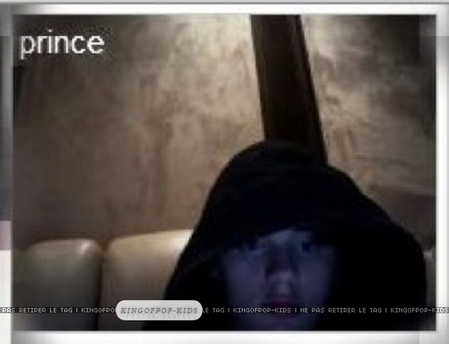 Prince on TiNY chat with me PROOF