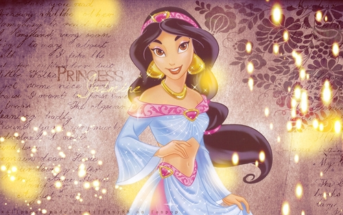 Princess Jasmine wallpaper probably containing a bouquet called Princess Jasmine