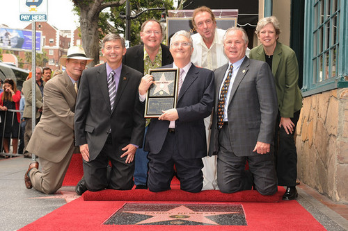 Randy Newman Honored On The Hollywood Walk Of Fame