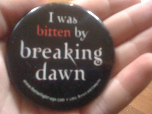 Really Bad Breaking Dawn Button