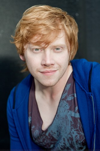 Rupert Grint wallpaper probably with a portrait entitled Rupert Grint Photoshoot HQ