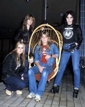 Sandy, Vicki, Joan & Lita