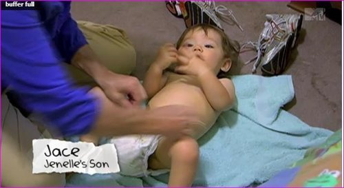 """Screenshots From The Sekunde Episode Of Teen Mom 2 """"So Much To Lose"""""""