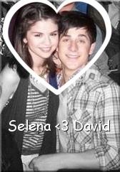 Selena<3David
