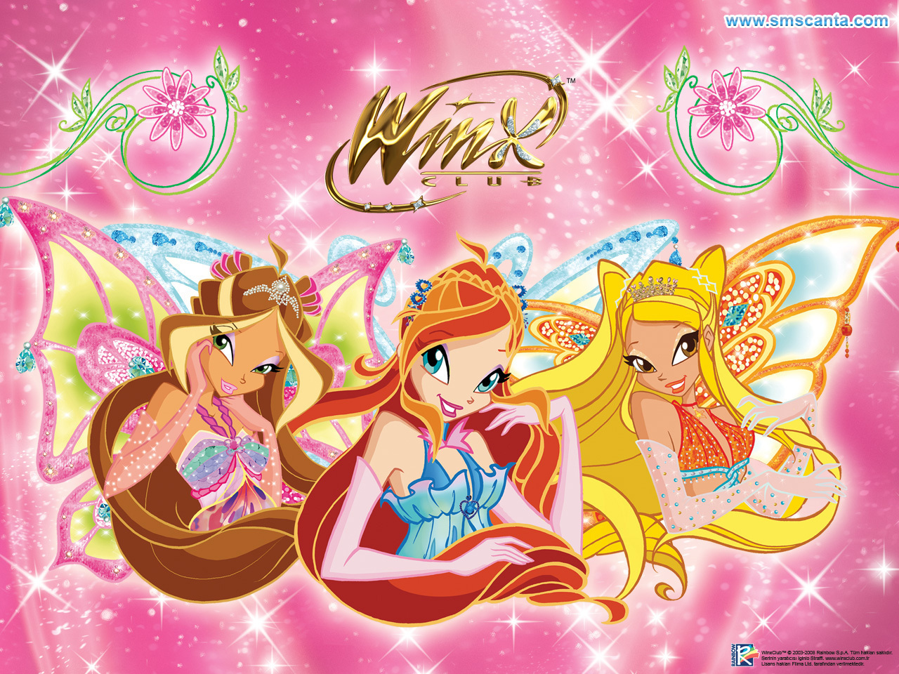 Random some pictures from my favourite cartoon winx club