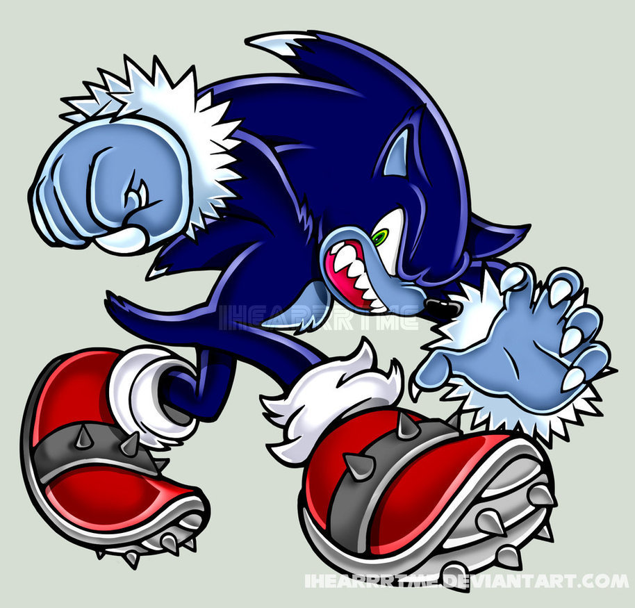 Sonic the Werehog images Sonic the werehog HD wallpaper ...
