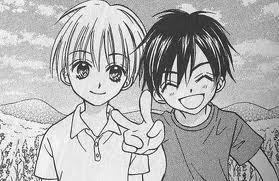 Sora and Daichi