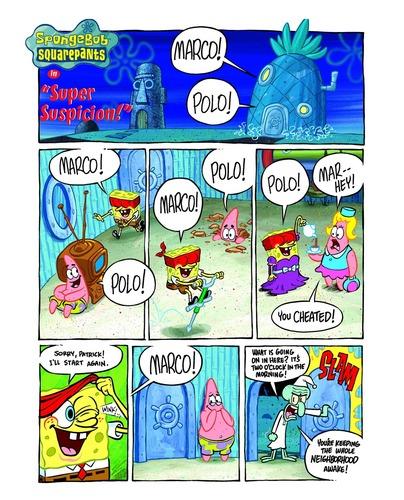 Super Suspicion Page 1