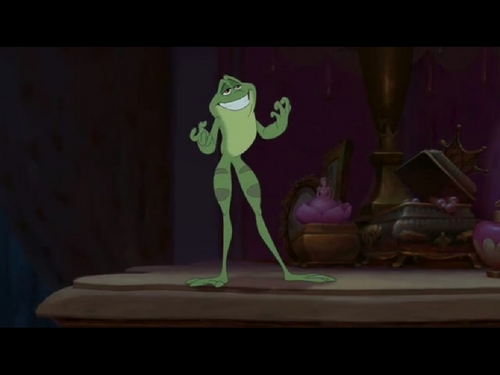 The Princess and the Frog wallpaper possibly containing a sign, a living room, and a lectern entitled TPATF