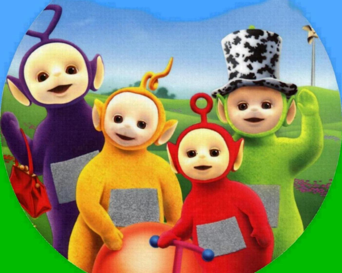 Pbs Kids images Teletubbies HD wallpaper and background