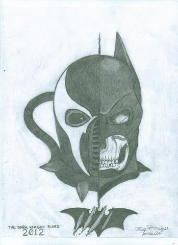 The Dark Knight Rises. BANE - the-dark-knight-rises Photo