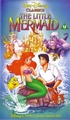 The Little Mermaid VHS Cover - disney photo