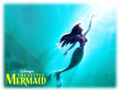 The Little Mermaid fondo de pantalla