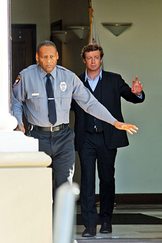 The Mentalist - Episode 3.13 - Red Alert - Promotional foto's