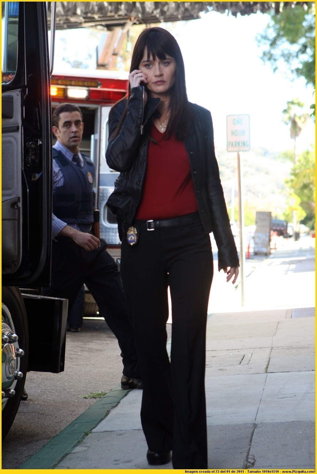 The Mentalist Red Alert 3x13 Promotional foto