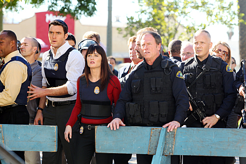 The Mentalist Red Alert 3x13 Promotional 照片