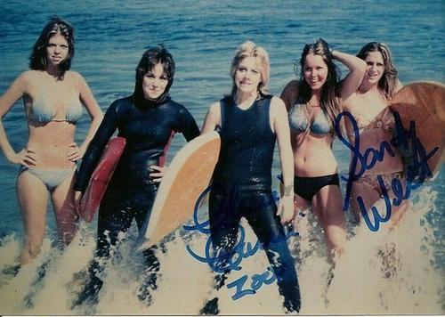 The Runaways in 1977