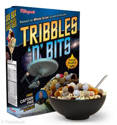 Tribbles 'n' Bits Breakfast Cereal