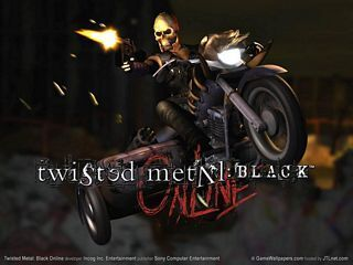 Twisted Metal Black