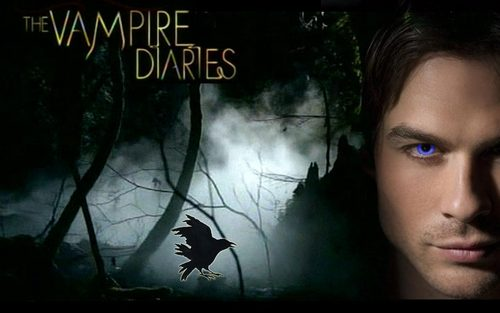 Vampires wallpaper with anime called The Vampire Diaries