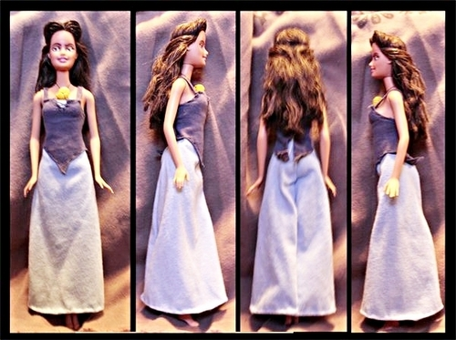 Vanessa 바비 인형 Doll