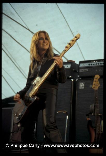 Vicki in Belgium - July 1978