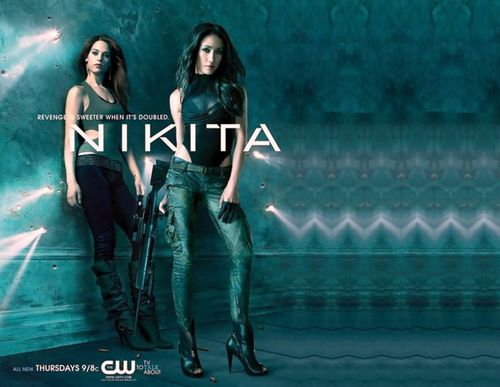 Nikita wallpaper containing a concert entitled Wallpaper Nikita season 1